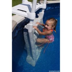 Echelle piscine hors sol H2O