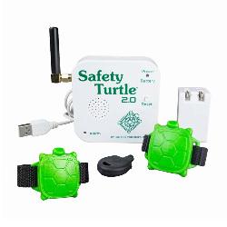 Kit Safety Turtle 2 bracelets alarme piscine enfants